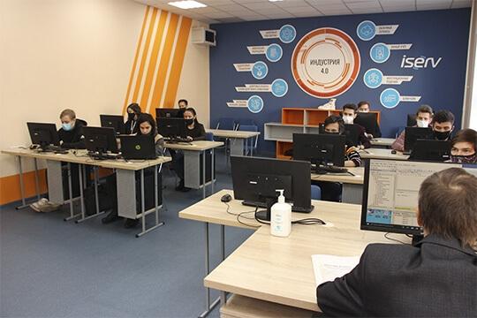 Открытие класса ГК «ИСЕРВ» в ЧГУ им. И.Н. Ульянова