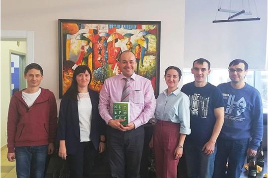 Сегодня команда «ИСЕРВ» поздравляет руководителя компании - Владимира Лидермана с днем рождения!