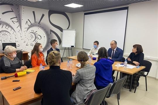 Компания «ИСЕРВ» встретила победителей всероссийского конкурса «Большая перемена»
