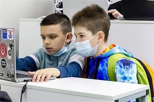 Городской хакатон среди школьников