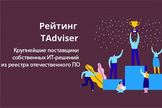 Компания «ИСЕРВ» вошла в топ-20 рейтинга TAdviser