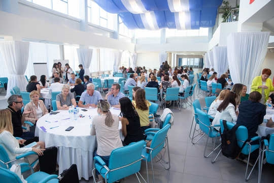 Стратегическая сессия в «День PR‑специалиста»