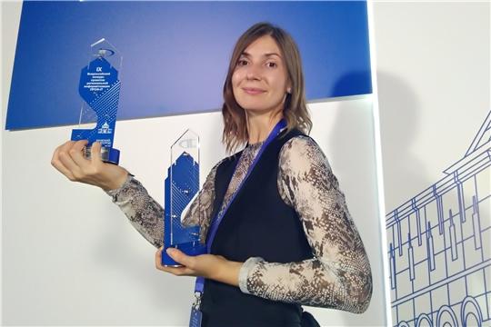 Победа на конкурсе IT-проектов «ПРОФ-IT.2021»